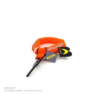 Chunky Floating Keychain Wristband Reflector Series B8.RF.03