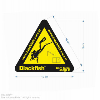 Dive Sticker B11.SR.03