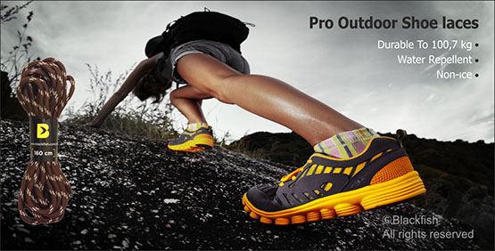 Pro Outdoor Shoe Laces