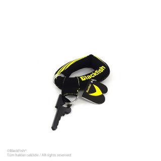 Chunky Floating Keychain Wristband Neon Series B8.CY.03
