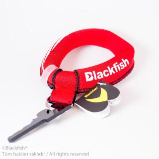 Chunky Floating Keychain Wristband Classic Series B8.KL.01