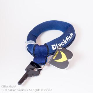 Chunky Floating Keychain Wristband Classic Series B8.KL.02