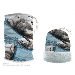 Reversible Headwear With Plush Sea Series B3.DZ.04