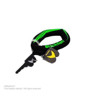Chunky Floating Keychain Wristband Neon Series B8.CY.06
