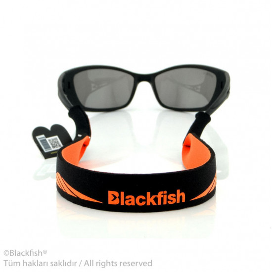 Thin Neon Series - Black-Neon Orange G1.TN.08