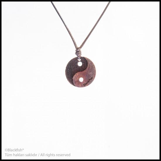 Walnut Tree Inlaid Necklace Life Series B10.YM.02