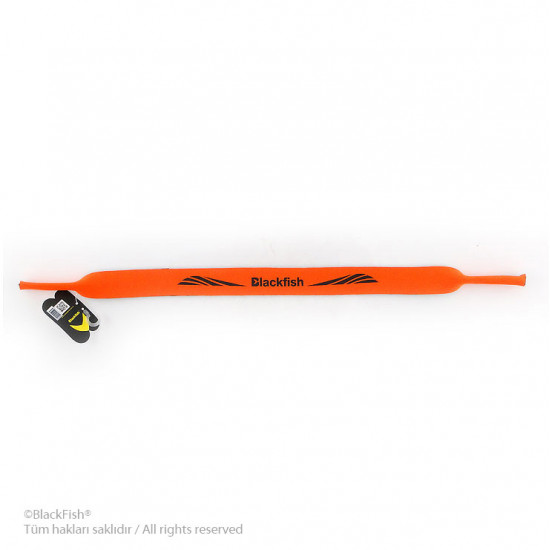 Thin Neon Series - Neon Orange-Black G1.TN.06