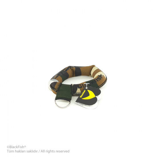Chunky Camouflage Series - Camouflage-Black A1.C1.02