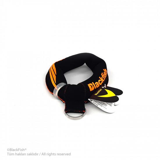 Chunky Neon Series - Black-Neon Orange A1.C1.N05