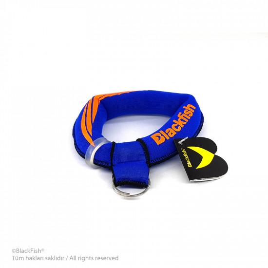 Chunky Neon Series -Blue-Neon Orange A1.C1.N09