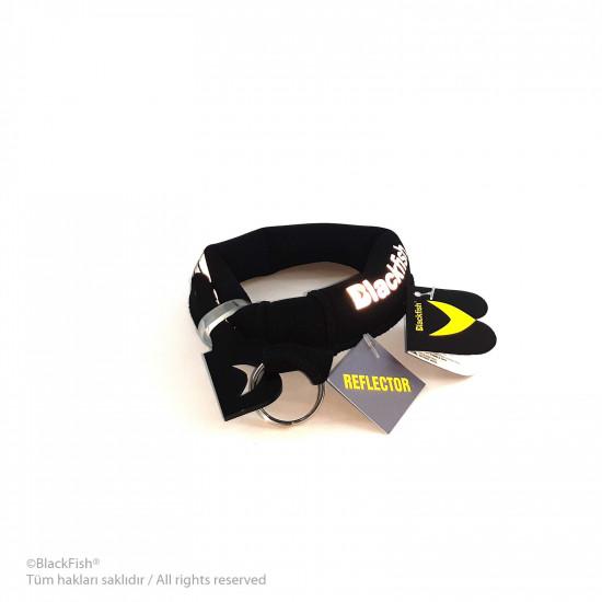 Chunky Reflector Series - Black-Reflector A1.R1.02