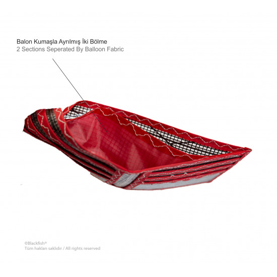 Race Sail Wallet Series R002