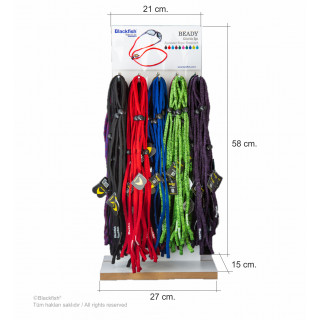 Beady Eyewear Rope Product Stand Display