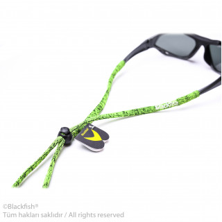 Beady Series - Neon Green-Black G1.B1.08