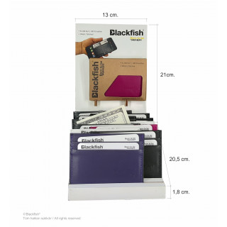 For Credit Card Only,Wallet/Purse (unisex) Product Stand Display