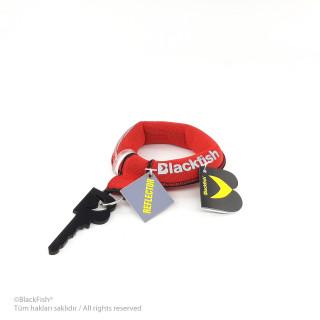 Chunky Floating Keychain Wristband Reflector Series B8.RF.02