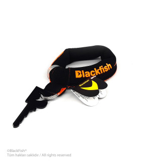 Chunky Floating Keychain Wristband Neon Series B8.CY.05