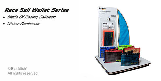 Race Sail Wallet Series